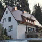 Dachsanierung Riedbergstrasse 6