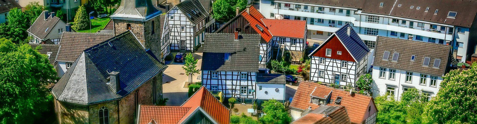 Gebäude-Denkmalschutz